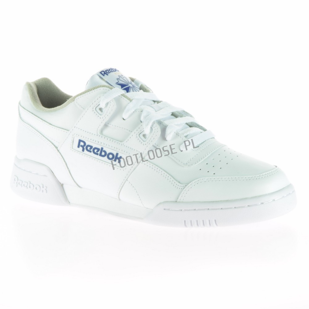 REEBOK CL WORKOUT PLUS buty sportowe do chodzenia