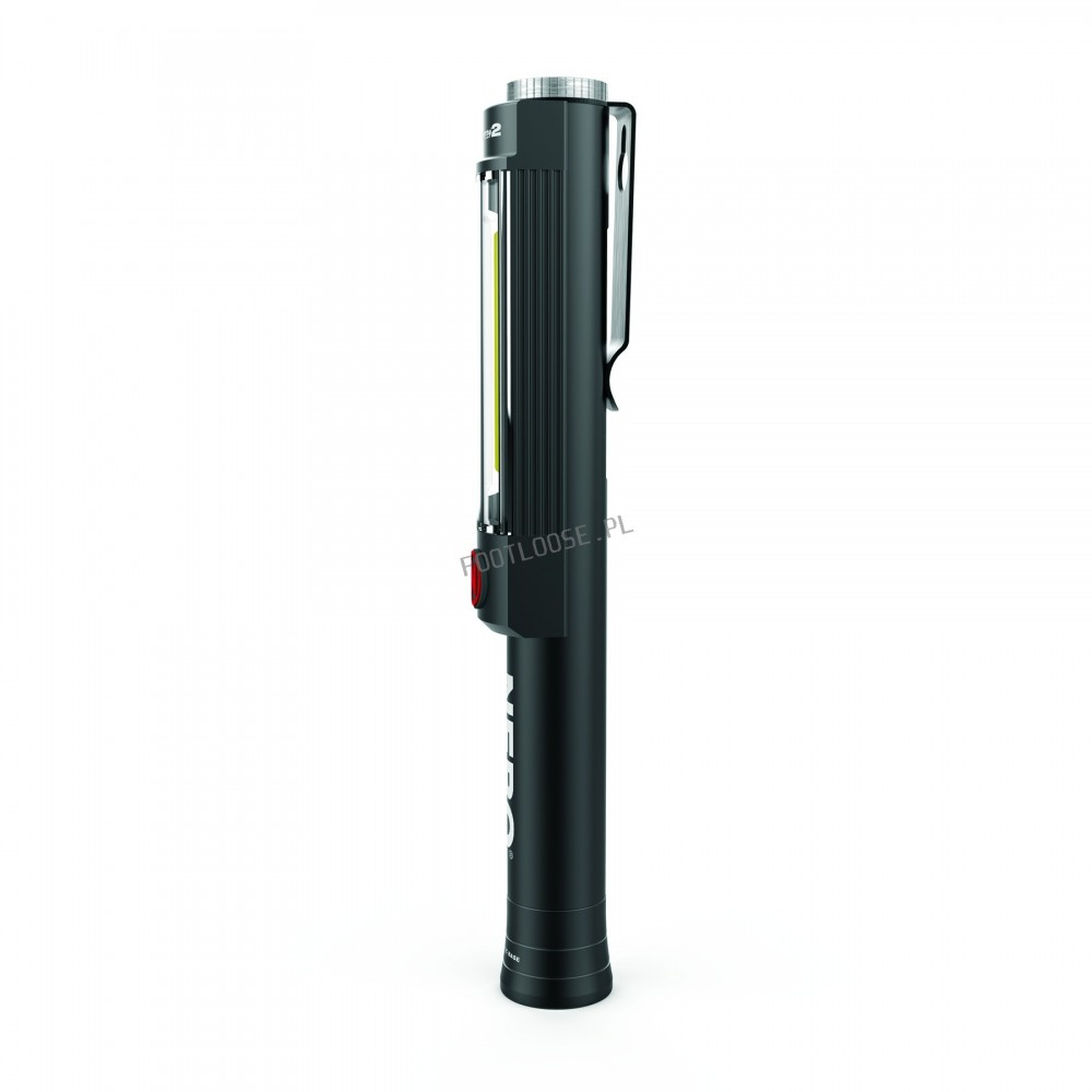 NEBO BIG LARRY 2 LED TORCH WITH MAGNET latarka robocza
