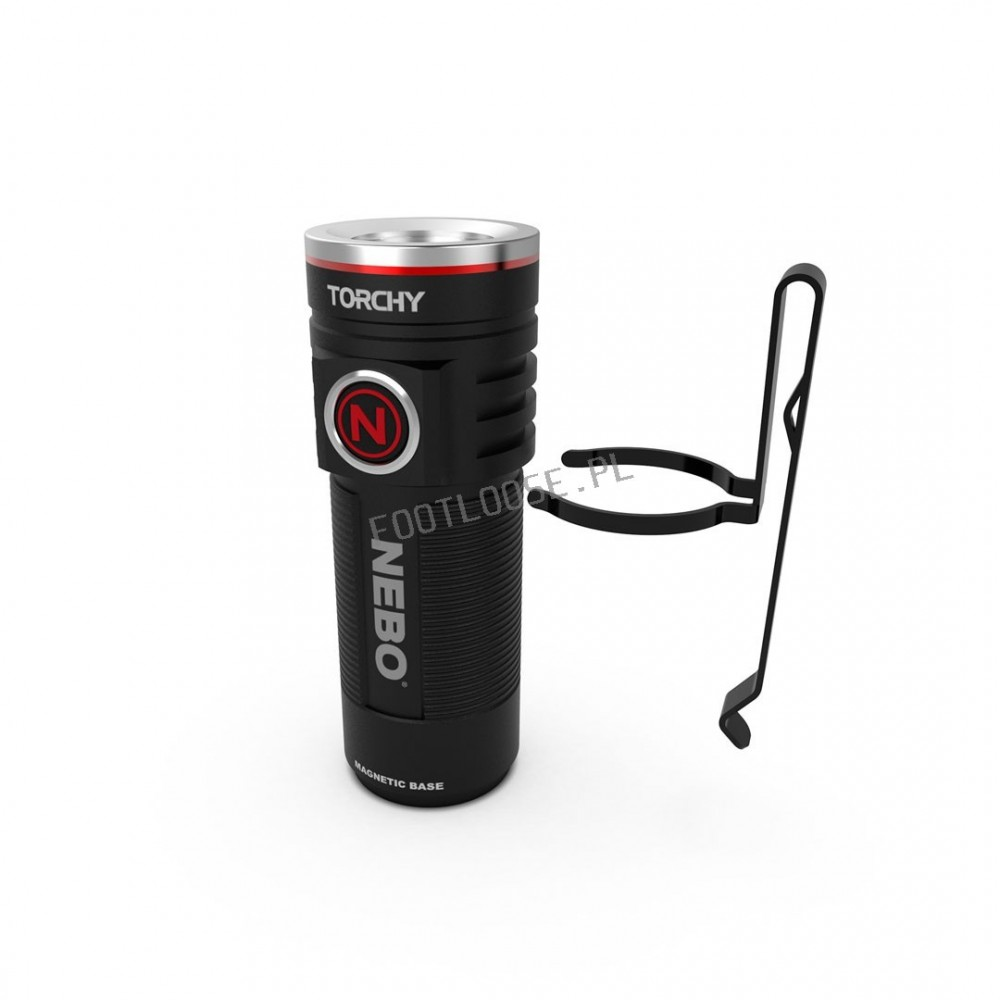 NEBO TORCHY MINI LED TORCH latarka akumulatoowa